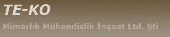 TE-KO MİM.MÜH.MÜŞ.LTD.ŞTİ.
