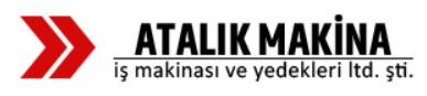 ATALIK İŞ MAKİNALARI VE YEDEKLERİ İTH.SAN.TİC.LTD.ŞTİ.