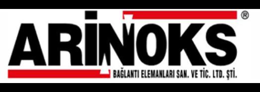 ARİNOKS BAĞLANTI ELEMANLARI SAN.VE TİC.LTD.ŞTİ.