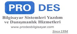 PRODES BİLGİ İŞLEM SİS. SAN. TİC. LTD. ŞTİ.