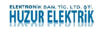 HUZUR ELEK. ELOK. SAN. TİC. LTD. ŞTİ.