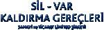 SİL - VAR KALDIRMA GEREÇLERİ LTD.ŞTİ. (SİLVAR)