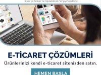 ANAHTAR TESLİM HER ŞEY DAHİL E-TİCARET SİTESİ